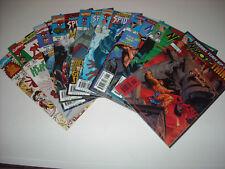 Marvel Team-Up #1-10 Comic Book Lot Marvel 1997 2nd Series Spider-Man Blade Cap