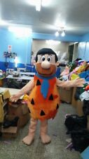 Fred The Flintstones Mascot Costume Party Character Birthday Halloween Cosplay