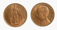 s734_2) Vittorio Emanuele III (1900-1943) 2 centesimi Prora 1916