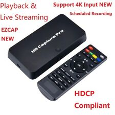 HDMI/Ypbpr HD Video Capture Card Support 4K HD Input Playback Live StreamingHDCP
