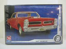AMT / ERTL -  1965 Pontiac GTO  Model  Kit  NIB  1:25  (0721HO)  38594