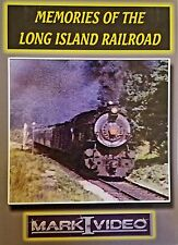 Mark I Video - MEMORIES OF THE LONG ISLAND RAILROAD - DVD