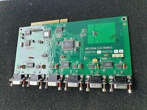 CRESTRON SE05770-D PA05770-1D CONTROL BOARD (IN30S3B2)