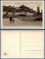 NORWAY RPPC Photo Postcard - Christiana, Holmenkollens Turisthotel LOT #H1