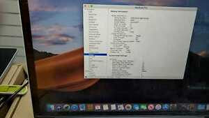 "Apple MacBook Pro 15"" Core i7 2.2GHz 16GB 256GB SSD 2014 Retina Read Description"