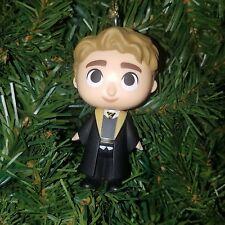Custom Harry Potter Cedric Diggory Hufflepuff Christmas Ornament