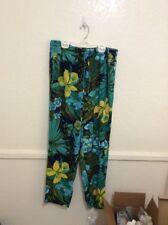 Green Floran Pants By Talbots Medium