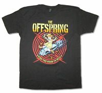 Offspring Ride the Bomb 2013 Tour Mens Black T Shirt New Official