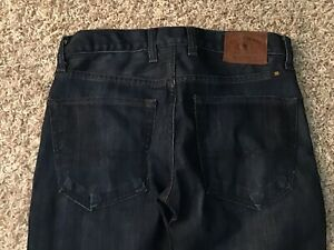 EUC Lucky Brand Jeans 'Dean' Slim Mens size tag = 29x32 (5616)