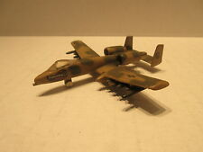 Toy Airplane Camouflage Military Air Plane A142-A-10A Diecast Military Toy