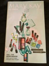 Mary Kay Brochure The Look Book Booklet Catalog Holiday 2019