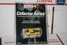 AFX Mega-G Plus Yellow 1970 Chevy Camaro Z-28 HO Slot Car Very Rare New in pack