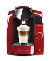 BOSCH Kapselmaschine Tassimo Joy TAS4503 Rot Kaffeemaschine Kapselautomat Filter