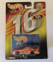 Hot Wheels NASCAR 1999 Pro Racing Car Primestar #16 Roush Racing Ford Taurus