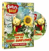RUPERT BEAR RUPERT AND THE GIANT SUNFLOW [DVD][Region 2]