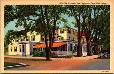 Postcard The Hyannis Inn, Hyannis Cape Cod Mass