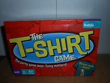 Buffalo Games (Ny) The T-Shirt Game Funny Party Game 14+ Great Christmas Gift