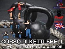 Corso Di Kettlebell Training (2DVD) Fitness  Bodybuilding Mma KettleBell