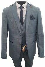 Checked Wedding Two Button Suits & Tailoring for Men