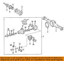 TOYOTA OEM 05-16 Tacoma Rear-Axle Shaft 4231104082