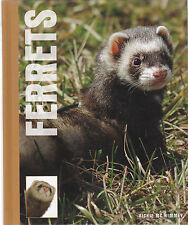 Ferrets by Vickie McKimmey (Hardback) New Book