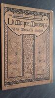 Revista Mensual Dibujada El Monde Moderna Febrero 1898 N º 38 ABE