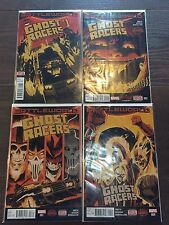 GHOST RACERS #1 2 3 4 1ST PRINT SET NM SECRET WARS