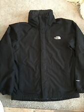 Mens The North Face Hyvent Jacket Black Size S Great Condition