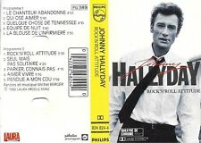 """Johnny Hallyday """" Rock'n'roll attitude """""""