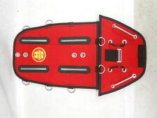 OMS Side Mount Rec Adaptor, Red
