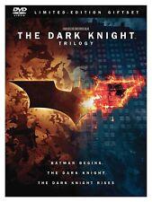 The Dark Knight Trilogy (DVD - Discs Only)