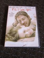 P.S. I Love You DVD NEW SEALED Jeffrey Dean Morgan Harry Connick, Hilary Swank