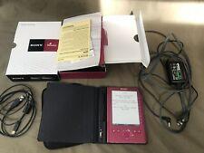 USED SONY DIGITAL BOOK EREADER PRS-300