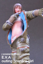 MASCHINEN KRIEGER 1/20 - Ma.K. HONEMIST PRODUCTS E.V.A PREPARE OUTING GIRL RESIN