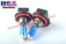 Kawasaki ZX10r Ninja 2006-2010 Xenon HID Blue/White Headlight Bulb Lights H9 H11