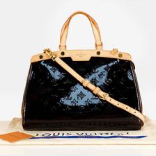 Louis Vuitton Monogram Vernis Amarante Brea Handbag