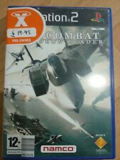 Ace Combat Squadron Leader (Sony PlayStation 2 PS2) Game Complete