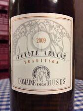 Domaine des Muses Petite Arvine Tradition 2009