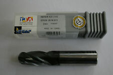 Bola de carburo sólido Corte Iscar Helix nariz-EB200A38-4C20 IC900