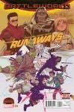 Runaways #4 SWA VF/NM