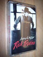 1995 Rick Trevino Looking for The Light Cassette