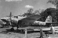 "WWII photo Captured by US troops Japanese fighters Kawasaki Ki-45 ""Toru"" at /37k"