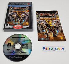 PS2 Ratchet : Gladiator PAL