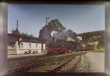 CPA Germany Neudorf Railway Station Bahnhof Gare Locomotive Train Zug Bahn k1024