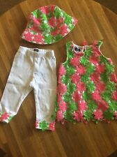 Infant Girls Mud Pie Outfit Size 24 M- 2T
