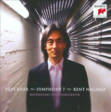 SEALED Bruckner: Symphony No. 7 (CD, Sep-2011, Sony Classical)