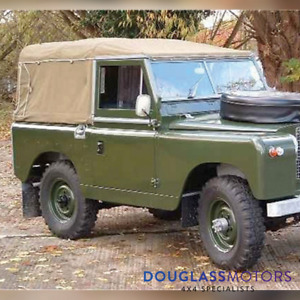 Land Rover Series SWB Full Hood without Windows - Sand 331110SA