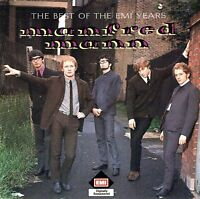 (CD) Manfred Mann - The Best Of The EMI Years - Do Wah Diddy Diddy, Sha La La