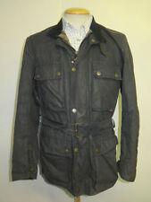 Belstaff Hip Length Cotton Collared Coats & Jackets for Men