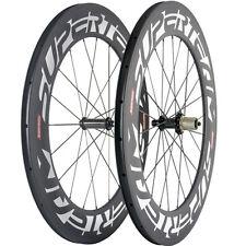 88mm Clincher Carbon Wheelset Superteam Carbon Road Wheels R36 Matte Bike Wheel